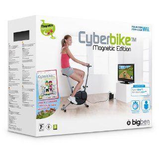 Bigben Cyberbike Magnetic Edition inkl. Fahrrad für Nintendo Wii