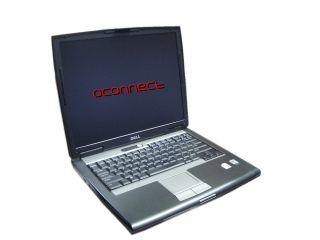 Dell Latitude D520 CoreDuo T2300 1 66GHz 1024MB 60GB DVDRW WLAN