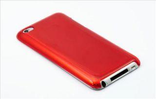 iPod Touch 4G Hard Case Red Tasche Hülle Schutzhülle