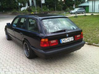 BMW 525 tds Kombi Diesel 105 Kw.150Ps. 6Zyl. TÜV 02 2013