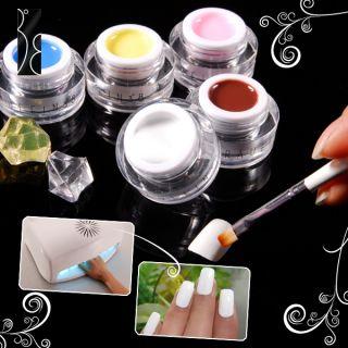Freie Auswahl 12 Farbe set Farbgel Soak off UV Gel Gele Nail Art