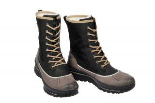 Ecco Hill Stiefel braun schwarz Gore Tex Damen Warmfutter Boots NEU