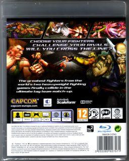 PS3 Spiel * Street Fighter X Tekken * NEU & OVP * Deutsch