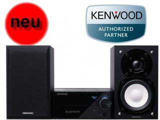 Kenwood K 531 B Mini Anlage HiFi Stereo System mit Bluetooth Audio