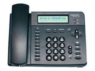 Telnet Telebau IP Tel 110 VoIP SIP Telefon PH531N SIPGATE VOIPBUSTER