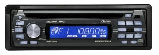 Clarion DB 538R Autoradio STATT UVP299 Radion 12V ALUFRONT HIGH END B