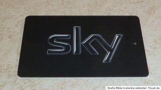 SKY HD V13 DVB S DVB Satelliten SAT Receiver Smart Card Smartcard SKY