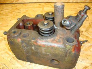 Motor 208.3 Fendt Farmer 2 E Hela 538 Traktor   cylinder head