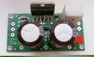 OPA541 amplifier PCB BOARD FR4 , 1,5mm 70*35mm Leer