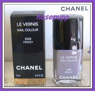CHANEL LE VERNIS ★Nail Colour 559 FRENZY ★Nagellack / Nail Polish