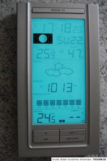 Tolle Wetterstation WS 9115, XXL Foto i. T.