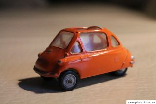 CORGI TOYS * HEINKEL ECONOMY CAR * CODE 3 * BY BLACKHAT PIRATES