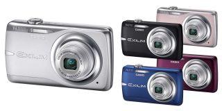 CASIO EXILIM EX Z550 Digitalkamera