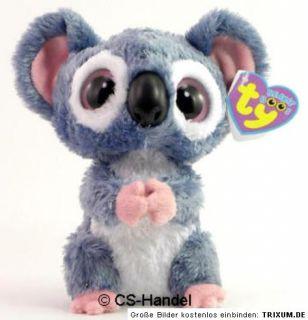 Kooky   wild n´ carzy   der süße Koala aus der Beanie Boo´s
