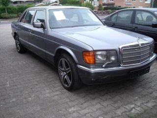 Mercedes Benz 560 SEL W126