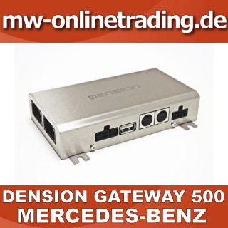 Dension Gateway 500 USB  iPod MERCEDES BENZ Comand