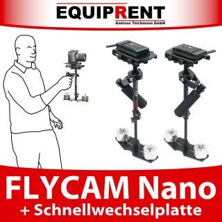 Flycam NANO Starter Kit   Steadycam/Schwebestativ + Quick Release