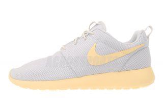 Nike Wmns Roshe Run Rosherun Grey Orang Chalk Womens Sportwear Shoes