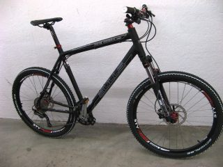 Bulls King Cobra Disc 26 MTB Mountainbike schwarz RH 42 cm