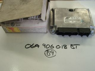 ECU ENGINE CONTROL UNIT *NEW* 06A 906 018 BT / CX RRP £593