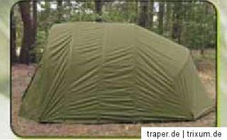 Traper Prestige Karpfen Zelt,Bivy,Tent,Anglerzelt,2 Personen XXXL