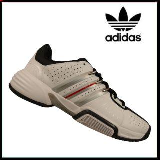 Adidas Barricade Team schwarz/weiß/silber
