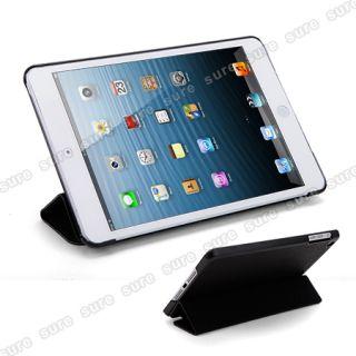 Apple iPad Mini Smart Cover Case Slim Kunstleder Tasche Stand 5