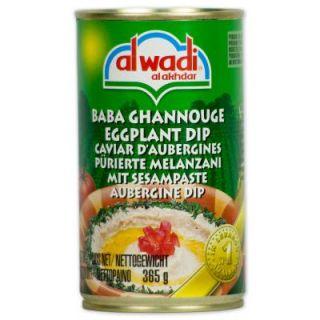 Al Wadi Baba Ghanoush Auberginenpüree 365g (6.55 Euro pro kg)