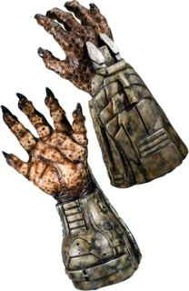 PREDATOR LATEX HANDS   ADULT STANDARD Costume *NEW*
