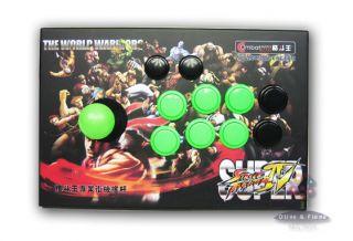 Neu Pro Fighting Controller Stick Joystick Arcade für PC PS3 #PS3 GXL
