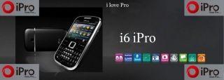 IPRO I6 DUAL SIM QWERTY HANDY TOP DESIGN DEUTSCH