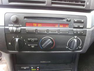 Original BMW Business CD E46 Radio Wechsler Steuerung + Radiopass Top