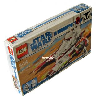 lego star wars 7679 republic fighter tank 592 teile altersangabe 8 14