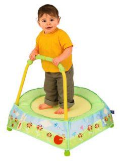 Baby Trampolin Gymnastik,Hüpfer,Gehfrei,Garten,Fitness