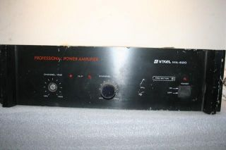 INKEL MA 620 PROFESSIONAL POWER AMPLIFIER