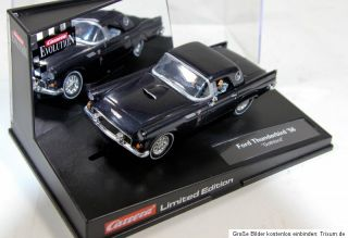 Carrera 25489 Evolution Ford Thunderbird 1956 Limited Edition NEU