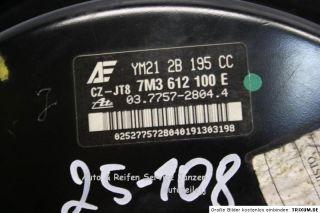 ATE Seat Alhambra 1.9 TDI 7M3612100 E 7M3 612 100 E Bj.01