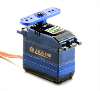 BLUE BIRD BMS 620 DMG+HS TORQUE DIGITAL SERVO 10,6 NEU