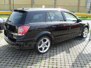 Opel Astra H Caravan Dachspoiler Spoiler OPC Dachkantenspoiler
