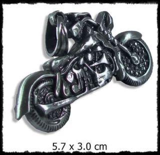 SA105 Biker Harley Anhänger Chopper Motorrad Kette