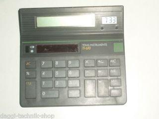 Texas Instruments TI 610 Taschenrechner Calculator B15