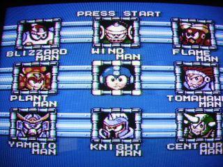 MEGAMAN VI MEGA MAN 6 (NES) NTSC US VERSION MEGA SELTEN