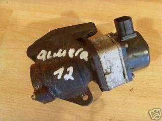 Nissan Almera N16 2,2 AGR Ventil (12)