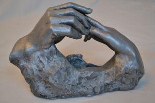 Skulptur The Ring von David Fisher & Austin Prod Inc Sculpture 1980