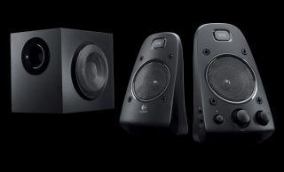 Logitech Z623 2.1 THX Lautsprechersystem 200 Watt RMS als TV