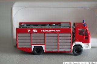 Wiking 623 01 29 Rüstwagen RW 2 (Iveco) 187 Spur H0 OVP