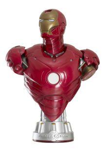 Iron Man Büste IR B 1 Figur Actonfigur Marvel lebensgroß life size