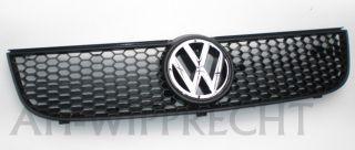 Original Polo GTI Tuning Grill Wabengrill VW Sportgrill VW Emblem