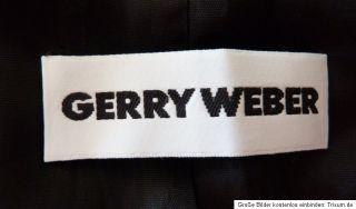 klassischer GERRY WEBER Basic BLAZER schwarz Gr 42 ♥