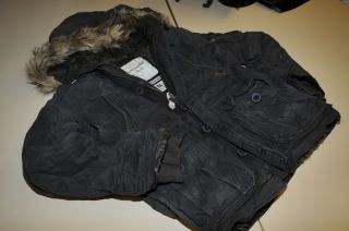 Abercrombie & Fitch MT Washington Jacket Gr. M   L Jacke Winterjacke